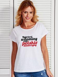 śmieszne koszulki damskie