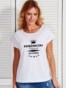 gładkie koszulki damskie