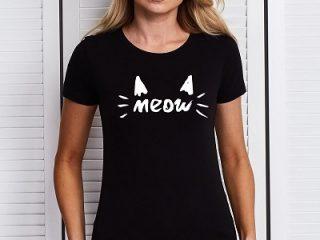 t-shirty damskie z nadrukami